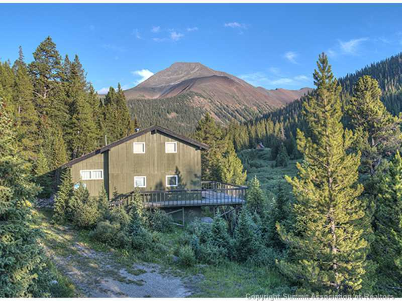 4882 french gulch rd breckenridge co 80424 for sale for Cabins for sale near breckenridge co