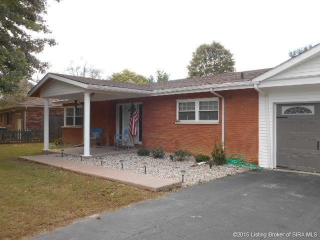 Homes For Sale In Jeffersonville Indiana