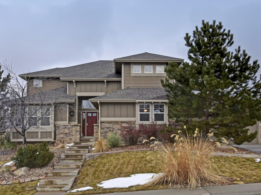 3376 elk run drive castle rock co for sale 629 000 for Castle rock house