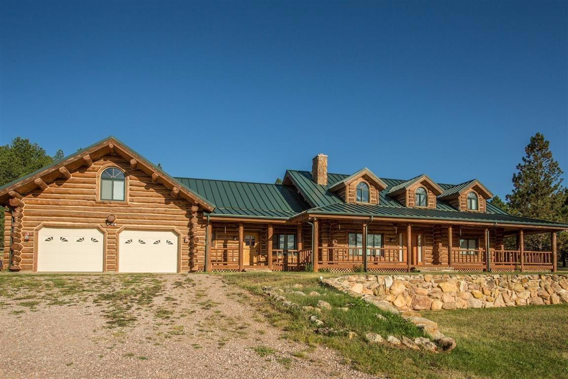 1169 beaver creek weston wy for sale 3 800 000 for Newcastle home