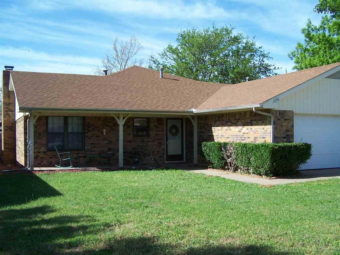 4921 Big Bend Drive Wichita Falls Tx For Sale 119 900