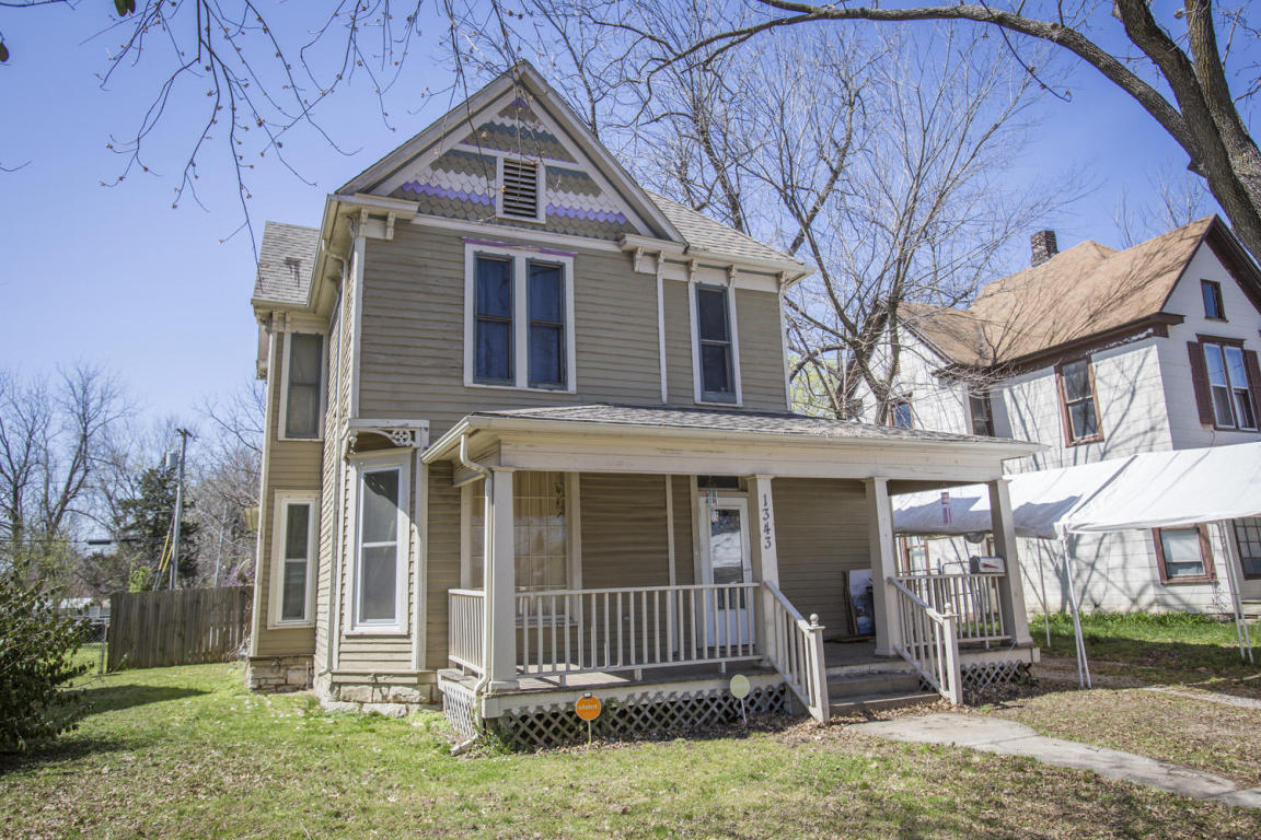 1343 North Broadway Avenue Springfield Mo 65802 For Sale