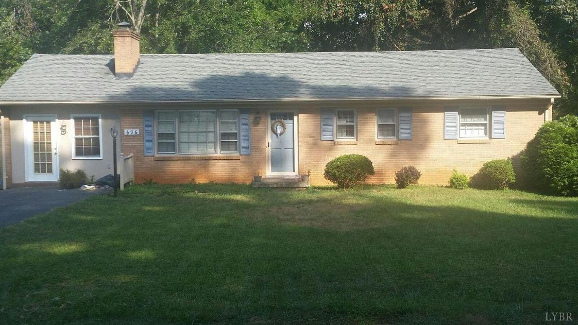 696 Jefferson Drive Lynchburg Va For Sale 142 500