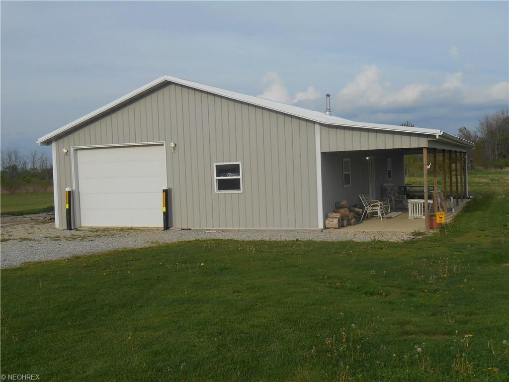 22825 hawley rd wellington oh for sale 249 900 for 32x48 pole barn