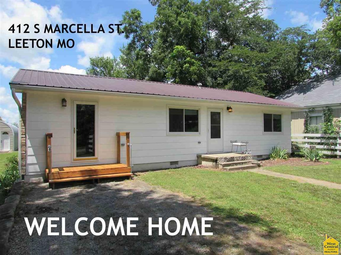412 s marcella leeton mo for sale 69 900 for Missouri home builders