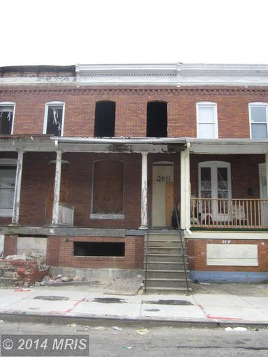 2011 Westwood Avenue, Baltimore, MD, 21217 -- Homes For Sale