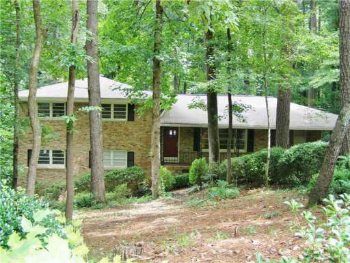 620 Amberidge Trl, Atlanta, GA, 30328 -- Homes For Sale