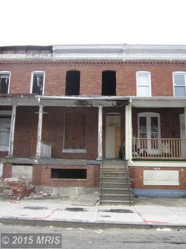 2011 Westwood Avenue, Baltimore, MD, 21217: Photo 1