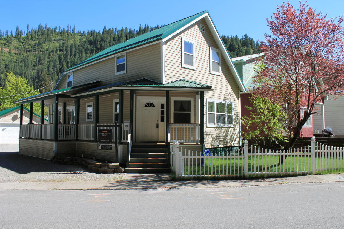 113 River Street Wallace Id 83873 For Sale