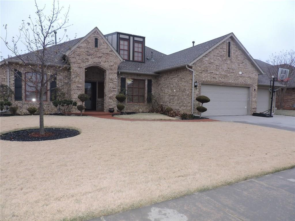 3321 Red Maple Lane Moore Ok For Sale 223 000