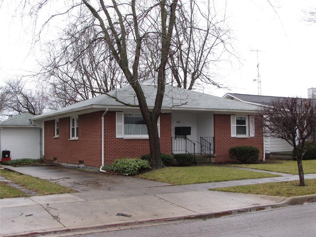 205 W Baird West Liberty Oh For Sale 109 900