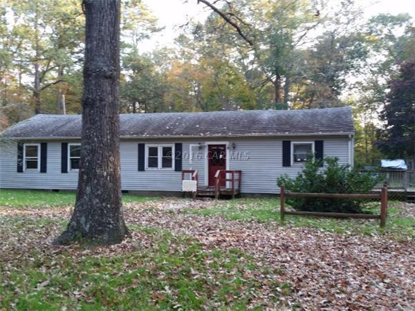 6463 morris rd pittsville md for sale 29 900