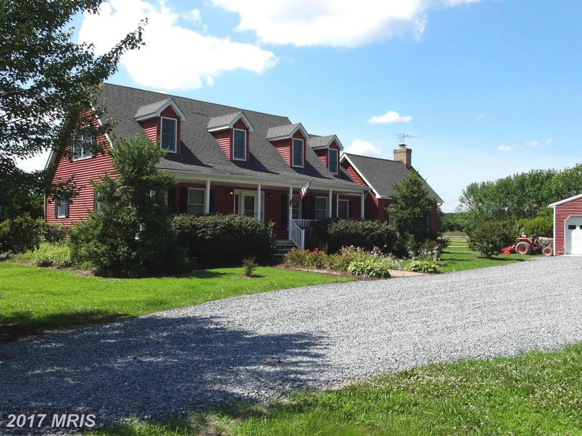 Homes For Sale In Trappe Maryland