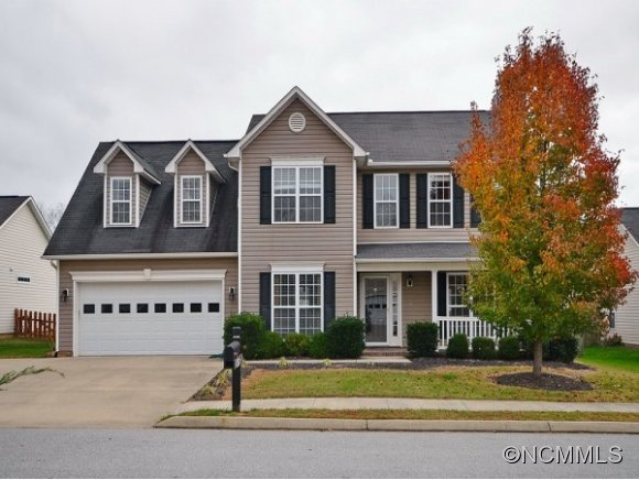 25 S. Sunberry Trail, Fletcher, NC, 28732 -- Homes For Sale