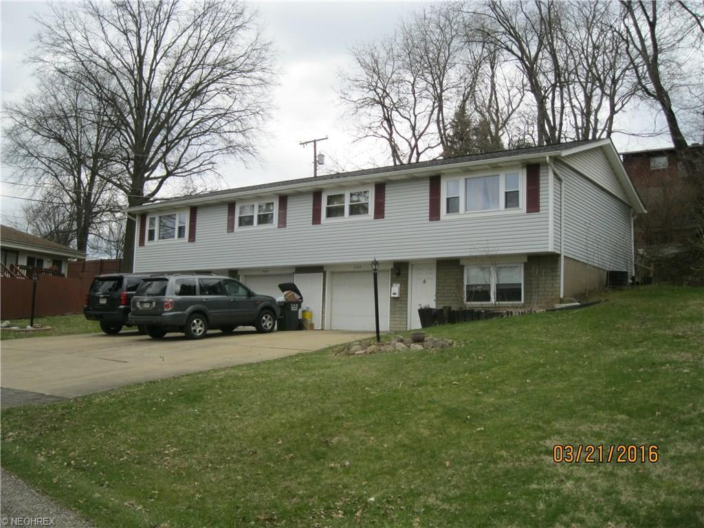 338 340 Manor Ave Northwest Canton Oh 44708 For Sale