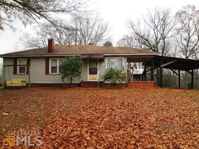 64 Phillips Rd, Danielsville, GA, 30633 -- Homes For Sale