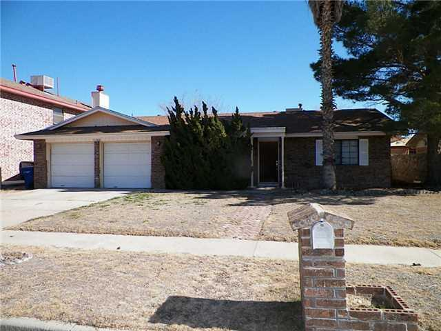 11580 james grant el paso tx 79936 for sale for Homes for sale in el paso tx