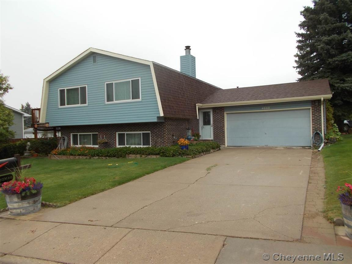 4008 everton dr cheyenne wy for sale 259 900 for Cheyenne houses