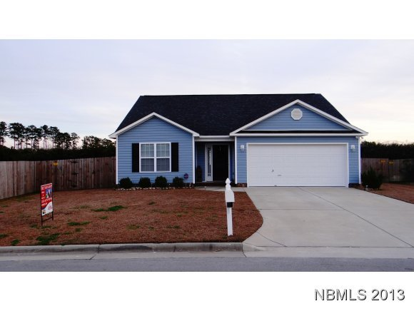 2919 Judge Manly, New Bern, NC, 28562 -- Homes For Rent