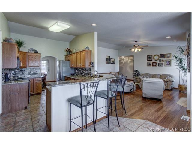 11228 Asbee Street, Peyton, CO, 80831 -- Homes For Sale