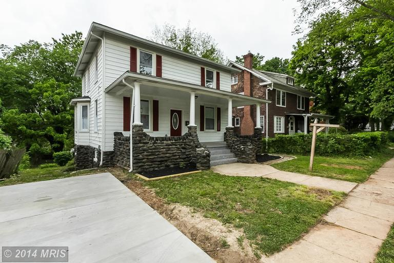 1104 Walnut Avenue, Baltimore, MD, 21229 -- Homes For Sale