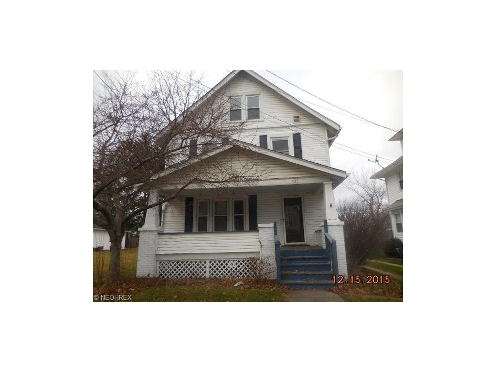 102 25th St Northwest Barberton Oh 44203 For Sale
