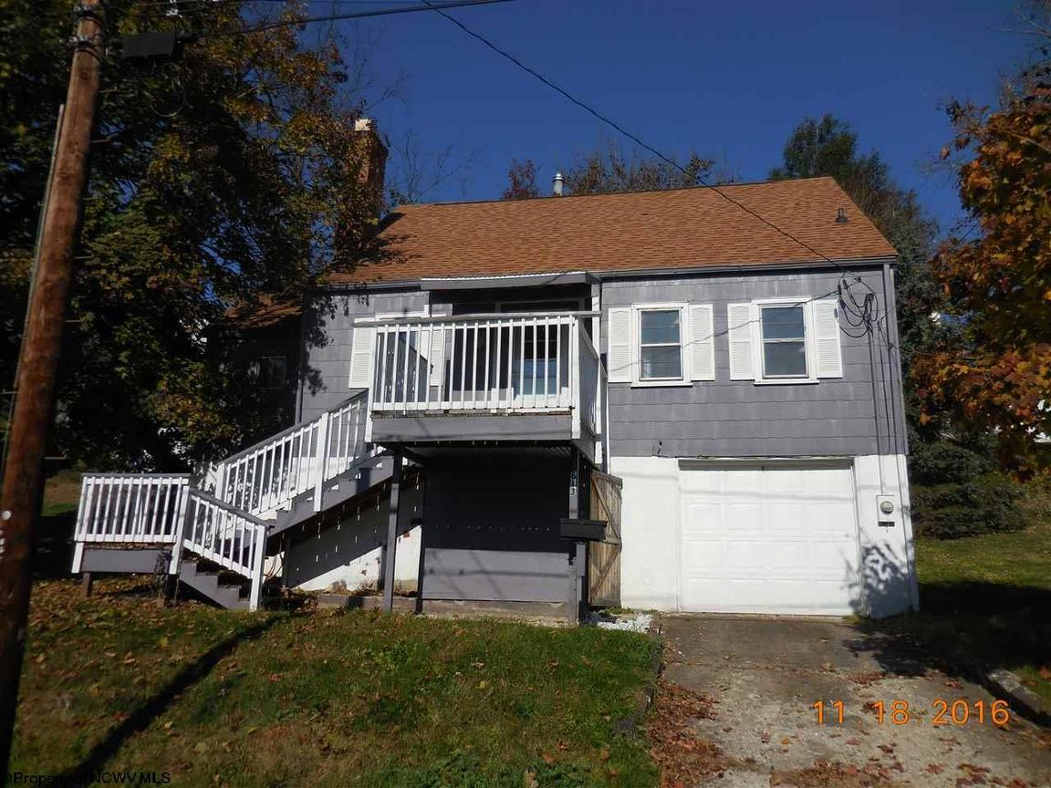 613 Globe Avenue Morgantown Wv For Sale 131 000