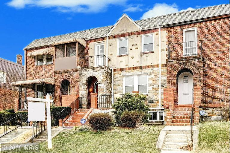3653 dolfield avenue baltimore md 21215 for sale for Baltimore houses for sale