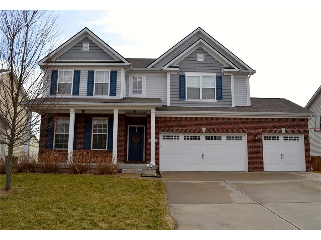 6105 golden eagle drive zionsville in 46077 for sale
