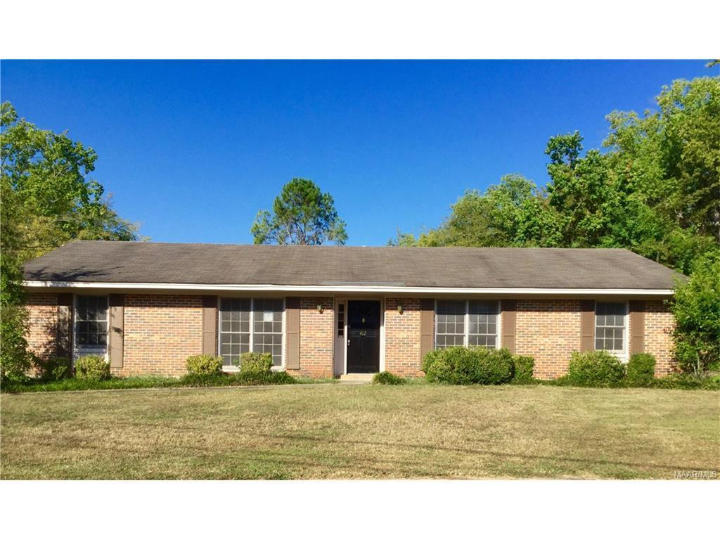 412 Garden Homes Circle Montgomery Al For Sale 77 000