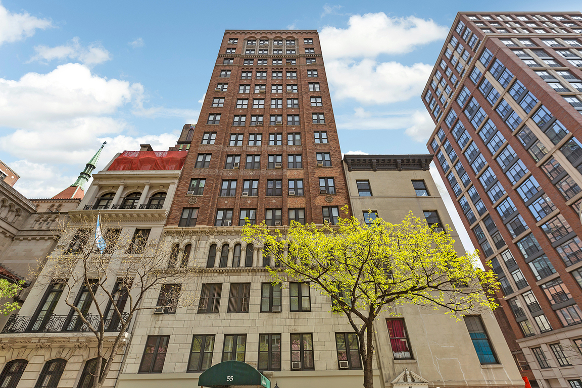 55 Park Avenue 12w New York NY For Sale 1150000