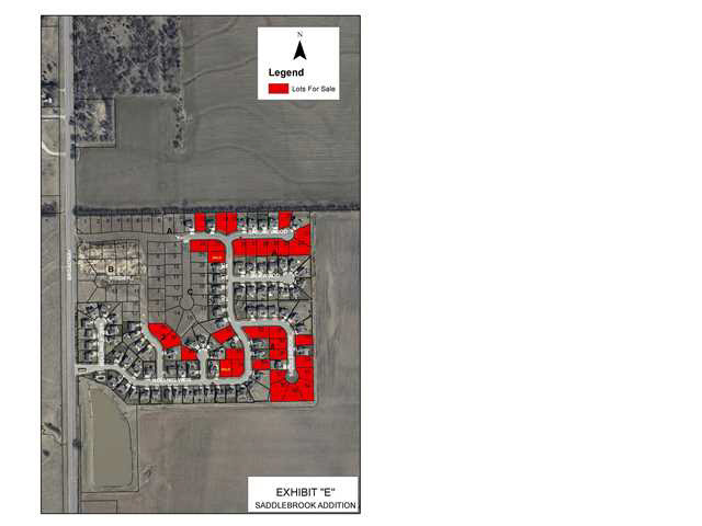 0 Lot 34 Block C Saddlebrook, Park City, KS, 67219 -- Homes For Sale