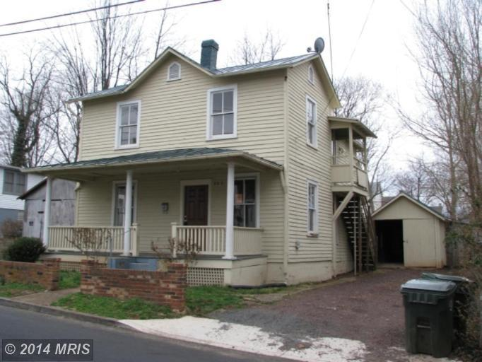 306 Commerce St, Culpeper, VA, 22701 -- Homes For Sale