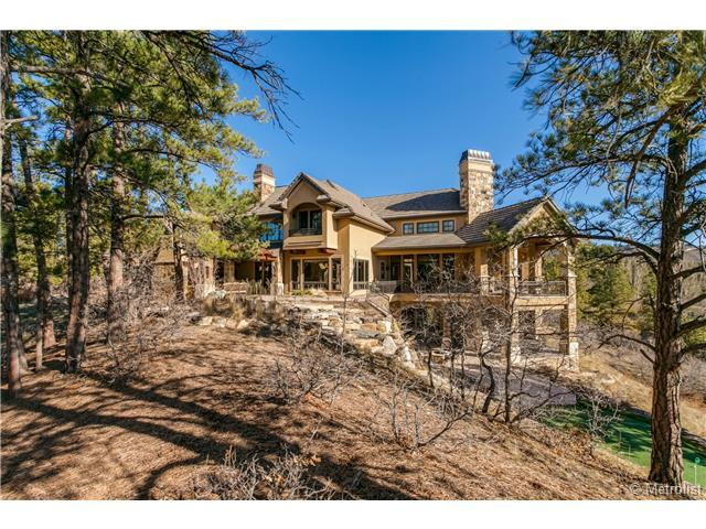 4 Elk Pointe Lane, Castle Rock, CO, 80108 -- Homes For Sale