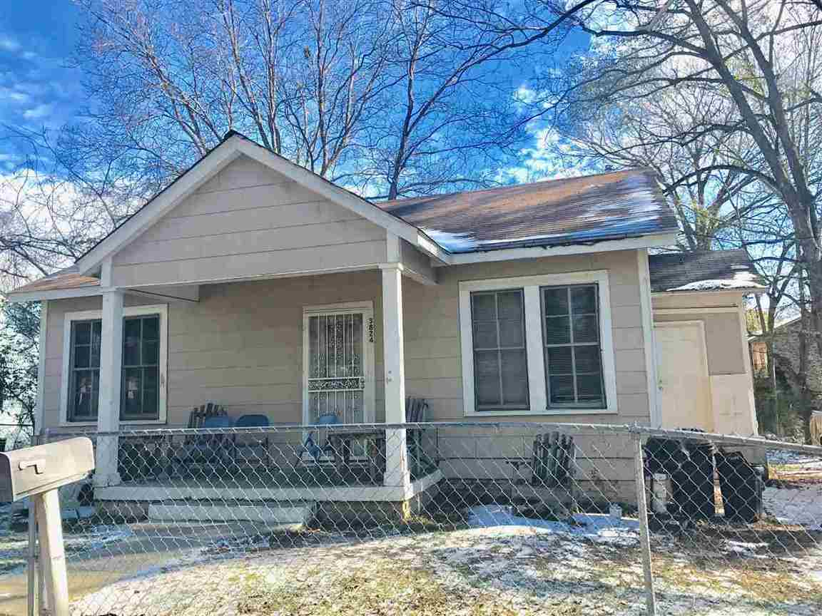 3824 Newman Ave Jackson Ms For Sale 20 000