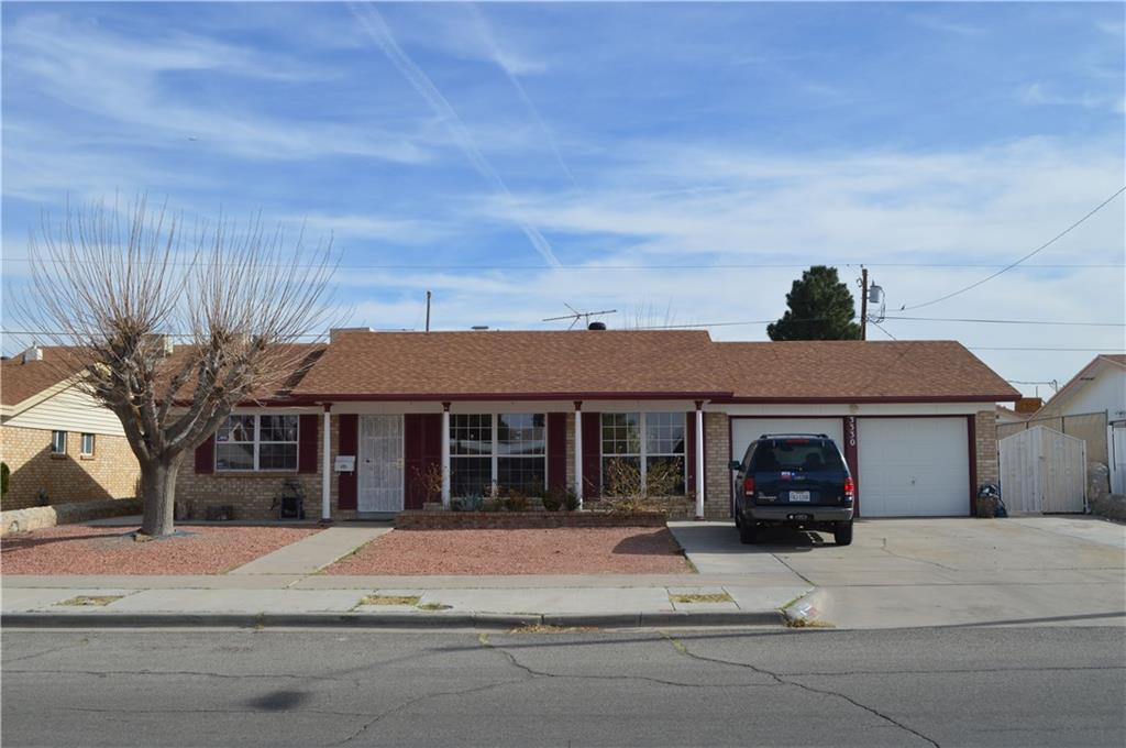 3330 limerick road el paso tx for sale 127 900