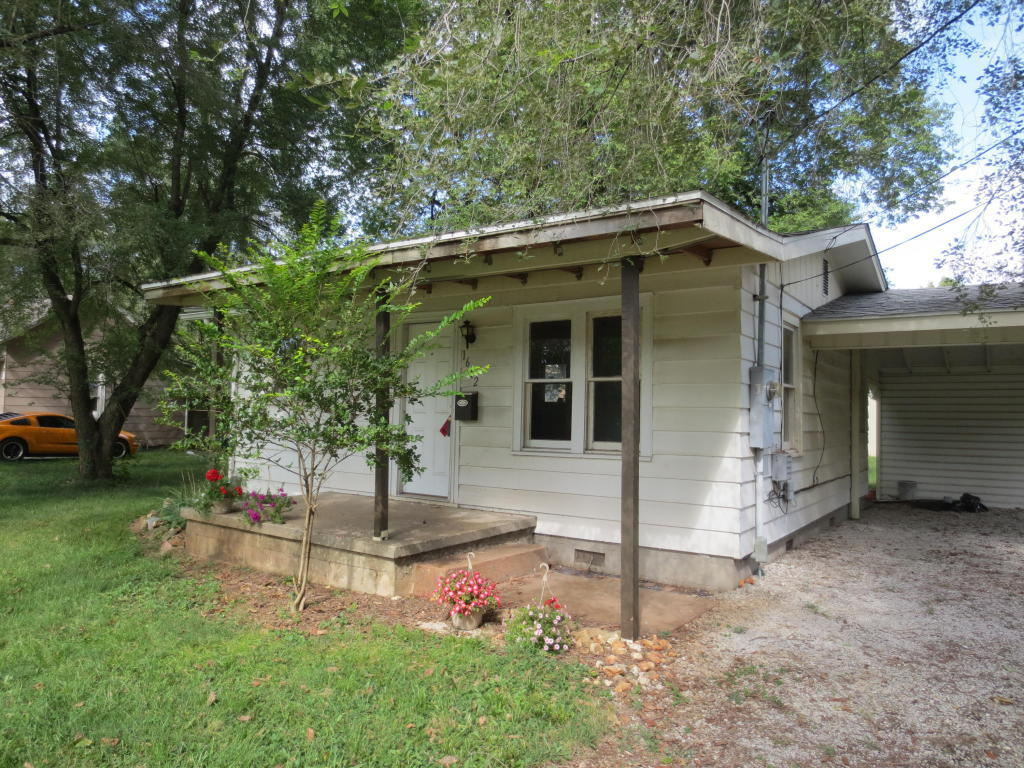 1642 North Barnes Avenue Springfield Mo For Sale
