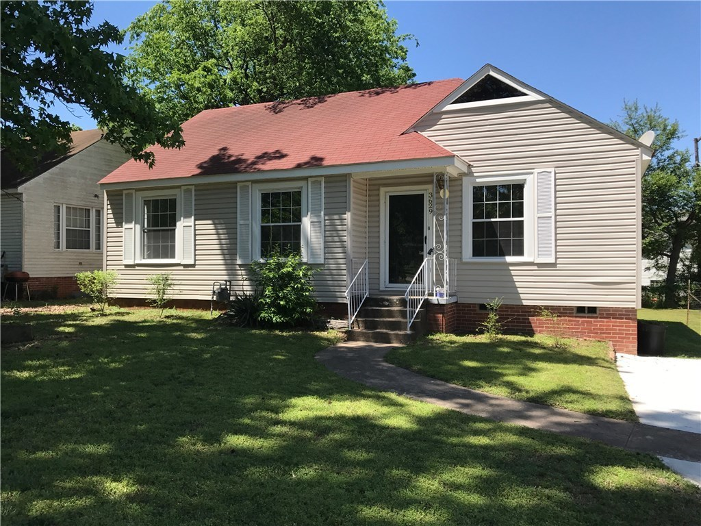3629 macarthur dr fort smith ar for sale 67 500 for Home builders fort smith ar