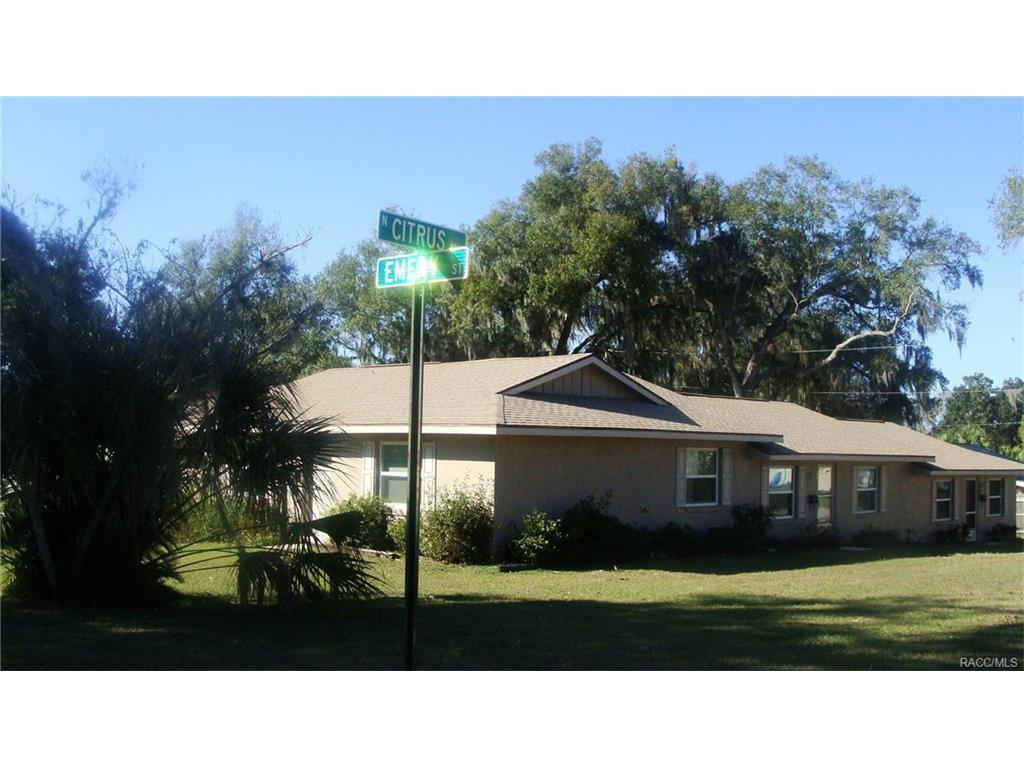 211 n citrus avenue inverness fl for sale 335 000