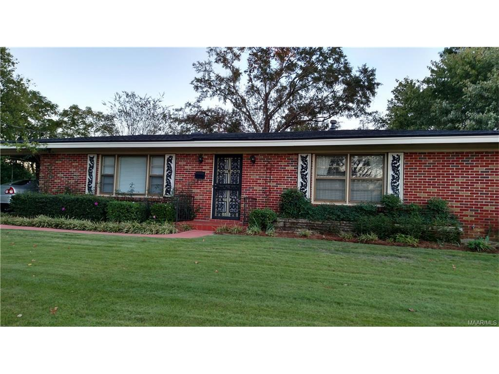 4400 Oglethorpe Road Montgomery Al For Sale 124 900