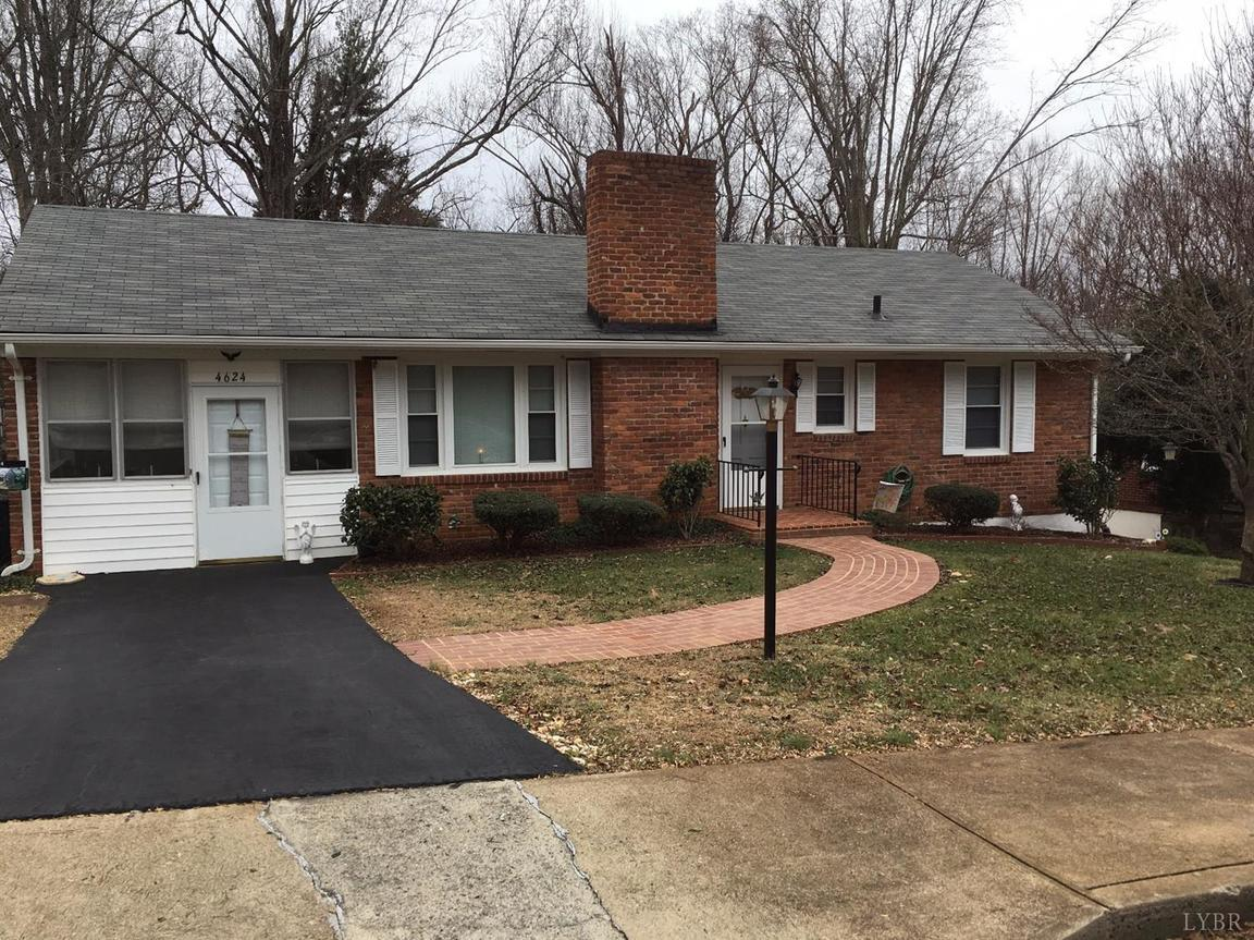 4624 Ferncliff Drive Lynchburg Va For Sale 119 900