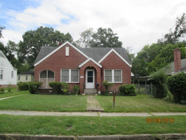 2432 Gould Street Columbus Ga For Sale 25 000