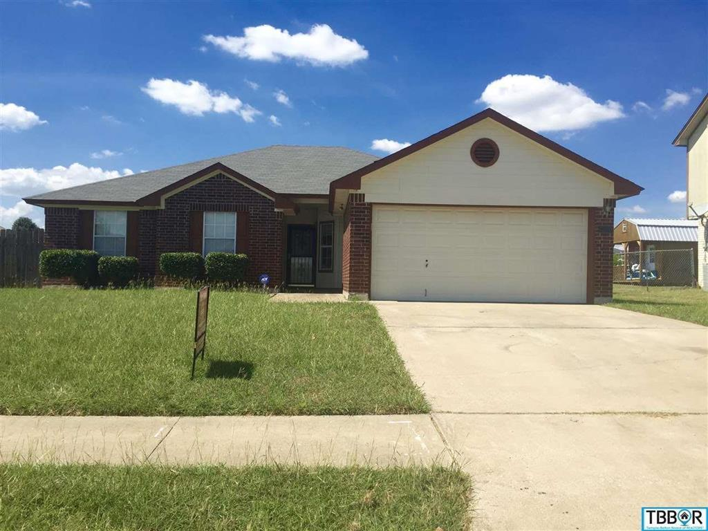 3609 Dorothy Jane Drive Killeen Tx For Sale 107 000