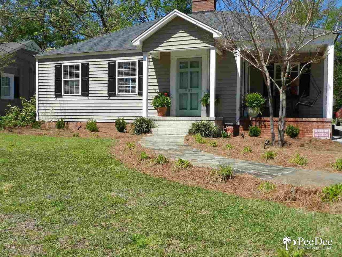 907 Kalmia Street Florence Sc 29501 For Sale
