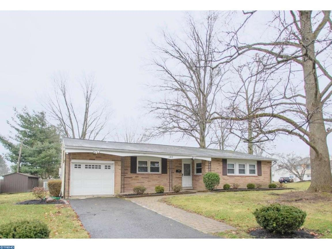 107 hedgerow drive yardley pa for sale 309 900