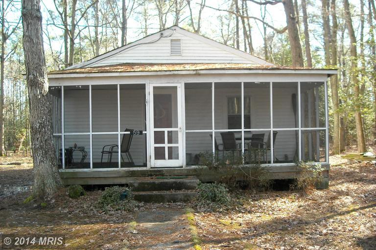 59 Orange Drive, Hague, VA, 22469 -- Homes For Sale