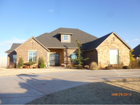 1212 Bluestem Elk City OK 73644 For Sale
