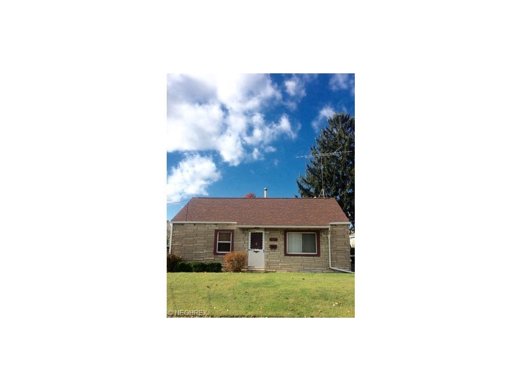 1213 Hawthorne Canton Oh 44710 For Sale