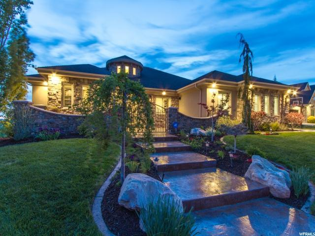 4378 s foothill dr bountiful ut for sale 1 279 000