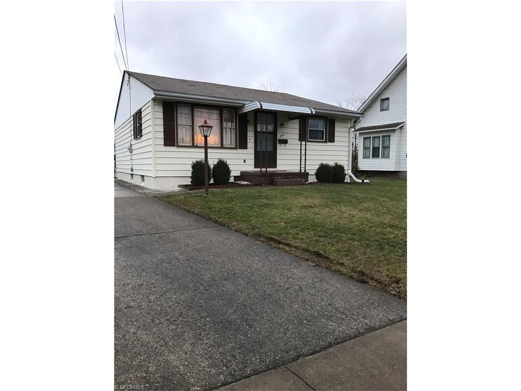441 24th St Northwest Massillon Oh For Sale 68 700